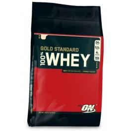 Optimum 100 % whey Gold standard 4,5 кг
