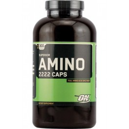 Optimum Superior Amino 2222 300 капс