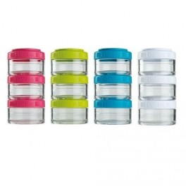 Blender Bottle GoStak 3*60 мл