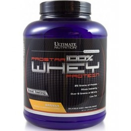 Ultimate Prostar Whey 2,3 кг