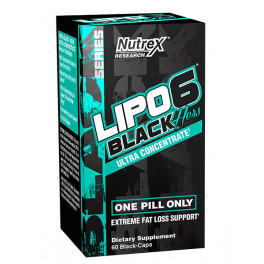 Nutrex Lipo-6 Black hers Ultra Concentrate 60 капс
