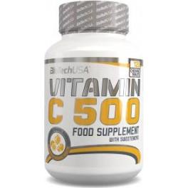 Biotech Витамин C (жевательный) 500 мг 120 таб