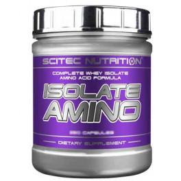 Scitec Nutrition Isolate Amino 500 капс