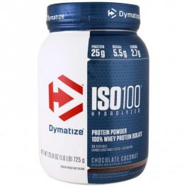 Dymatize ISO-100 725 грг