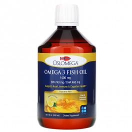 Oslomega Omega 3 Fish oil (EPA740/DHA460) 500 мл